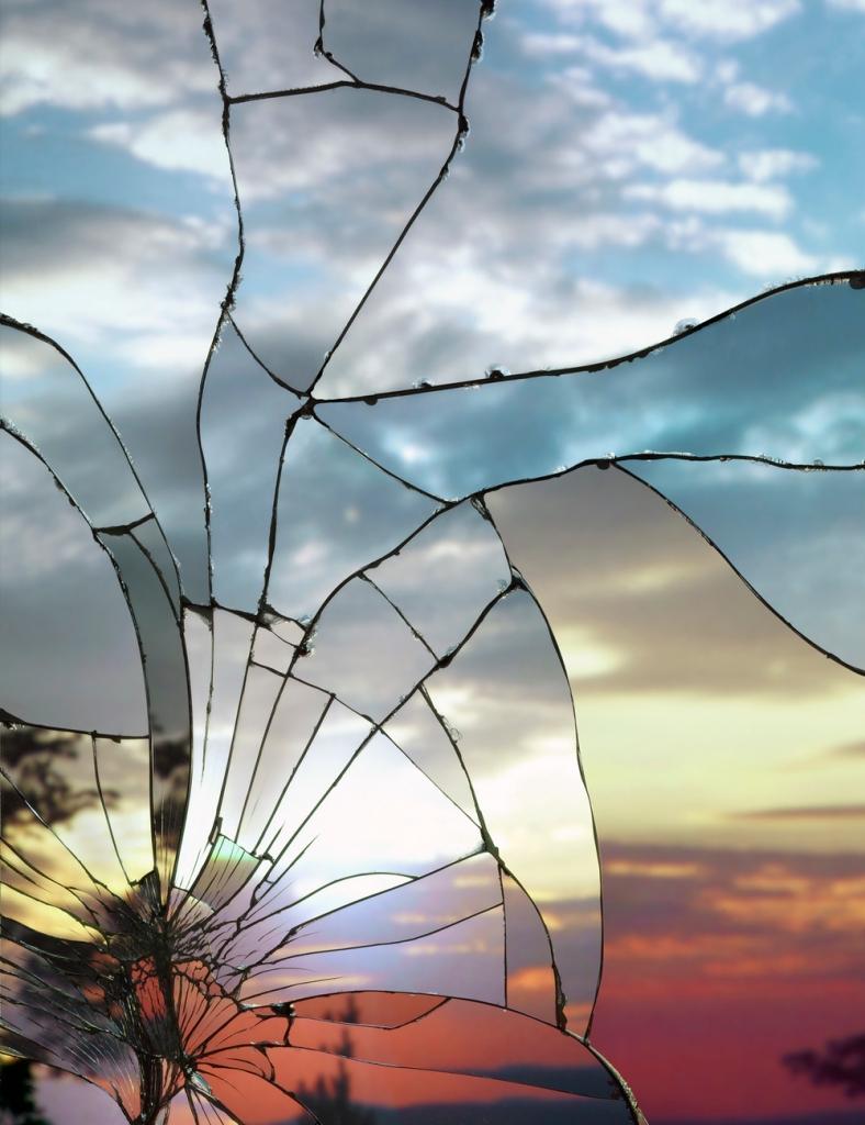 Broken+Mirror_Evening+Sky+(Ektachrome)